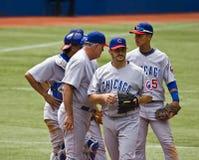 Major League Baseball:  Lou Piniella Royalty Free Stock Photos
