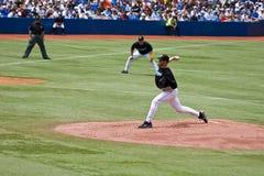 Major League Baseball:  Roy Halladay Stock Photo