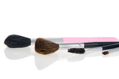 Make-up implements Royalty Free Stock Images