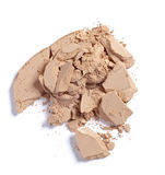Make up powder Royalty Free Stock Photography