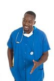 Male Doctor Or Nurse 1 Stock Photography