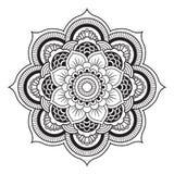 Mandala Lizenzfreies Stockbild