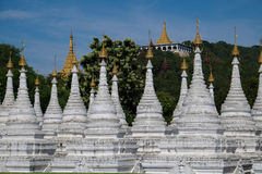 Mandalay Hill Royalty Free Stock Photo