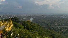 Mandalay Hill Stock Images