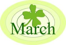 marsch Royaltyfri Foto