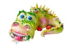 Marzipan Dragon Royalty Free Stock Photo