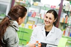 Medical pharmacy drug purchase Stock Photo