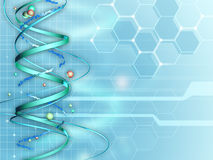 Medical Research background Stock Photos