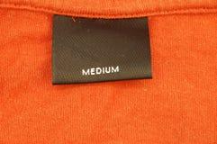 Medium (L) size shirt 2 Stock Photos