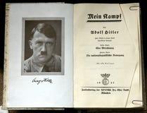 Mein Kampf Royalty-vrije Stock Fotografie