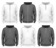 Men hoodie Stock Photography