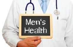 Men's health  Royalty Free Stock Photos