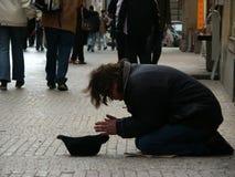 Mendiant Photos stock