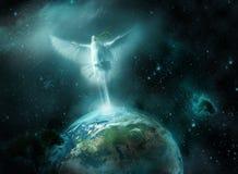 Mensageiro da paz Imagens de Stock Royalty Free