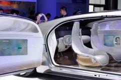 Mercedes Benz Concept Car Stock Photo