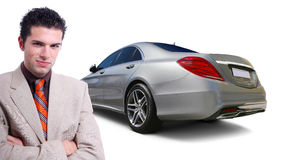 Car Business Stock Photography