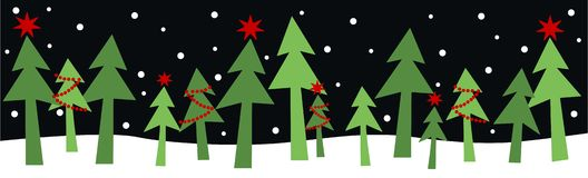 Merry christmas happy holidays Stock Photos