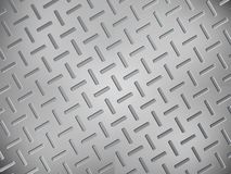 Metal surface Stock Images
