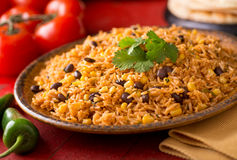 Mexican Rice Stock Images
