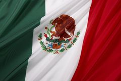 Mexico Flag Royalty Free Stock Image