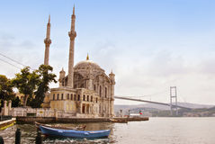 Mezquita de Estambul Imagenes de archivo