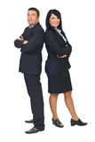 Mid adults executive people Royalty Free Stock Photo