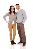 Mid age couple Royalty Free Stock Photos