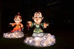 Mid Autumn Lanterns Stock Image