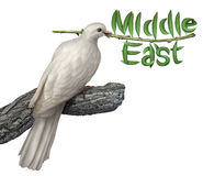 Middle East Peace Plan Stock Image