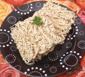 Mie Noodles Royalty-vrije Stock Afbeeldingen