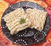 Mie Noodles Royalty-vrije Stock Fotografie