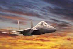 Military aeroplane Royalty Free Stock Image