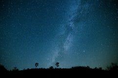 Milky Way Galaxy Stock Photography