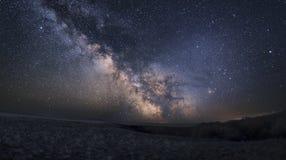 Milky Way Galaxy Royalty Free Stock Image