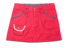 Mini skirt Stock Image
