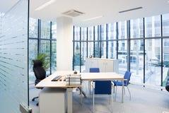 Modern bureau Royalty-vrije Stock Foto's