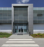 Modern headquarters Royalty Free Stock Photos