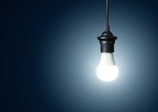 Modern light bulb Stock Photos