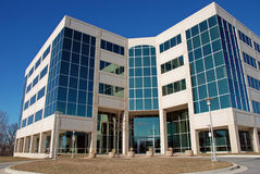 Modern Office Building 9 Royalty Free Stock Images