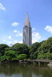 Modern Skyscraper in Japan Stock Image