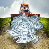 Money management Stock Photo