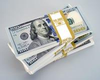 Money stack Royalty Free Stock Image