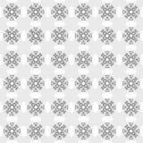 Monochrome regular decor Stock Images