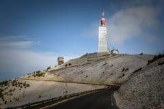 Mont Ventoux Stock Afbeelding