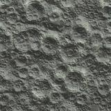 Moon Surface Royalty Free Stock Photos