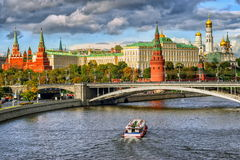 Moscow Kremlin, Russia Stock Image