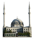 Mosque House of Worship, Islam Religion, Isolated Royalty Free Stock Photo