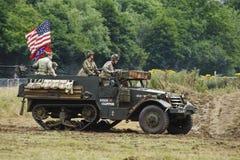 Mostra 2011 da guerra e da paz Imagem de Stock Royalty Free