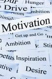 Motivation Concept Stock Image