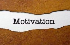 Motivation concept Stock Photography